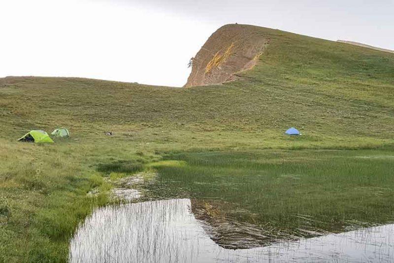 Dragon lake Tymfi Papigko - Η Δρακόλιμνη της Τύμφης