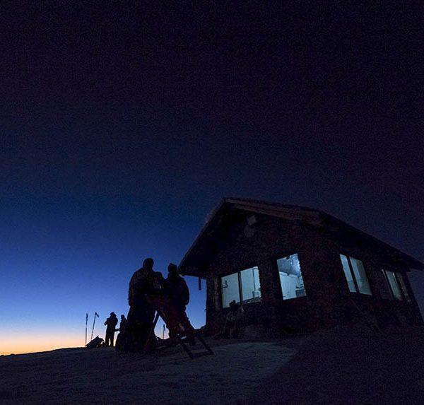 Helmos Blue Moon Night 2018 Kalavryta Ski Center